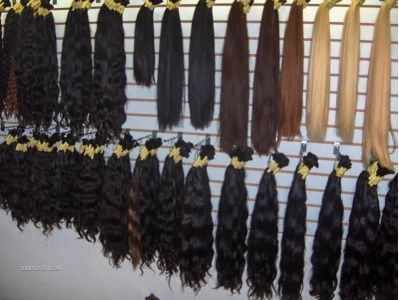 Vendo cabelo indiano e chinês todos tamanhos