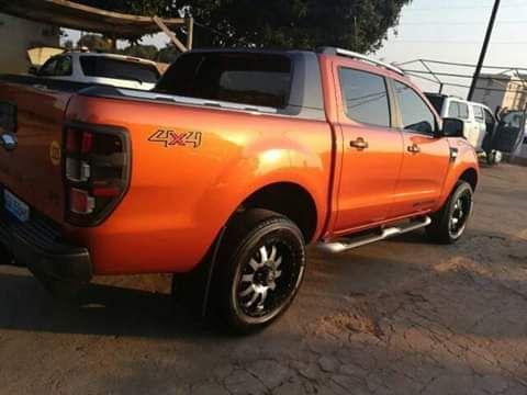 Ford ranger wildtrack sul africano novo legal