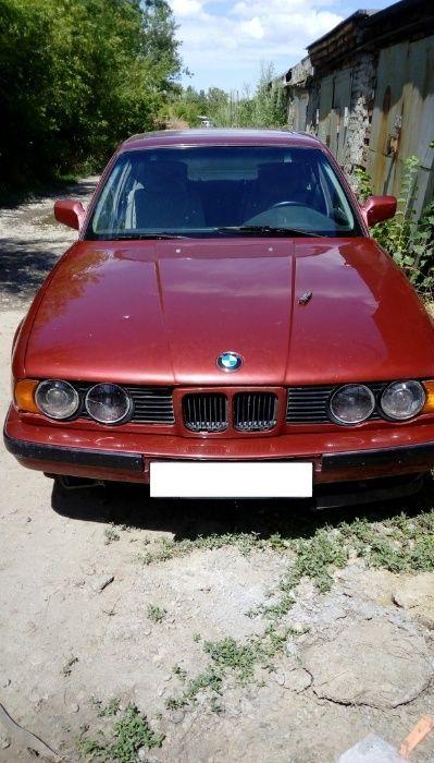 Разбор BMW E34