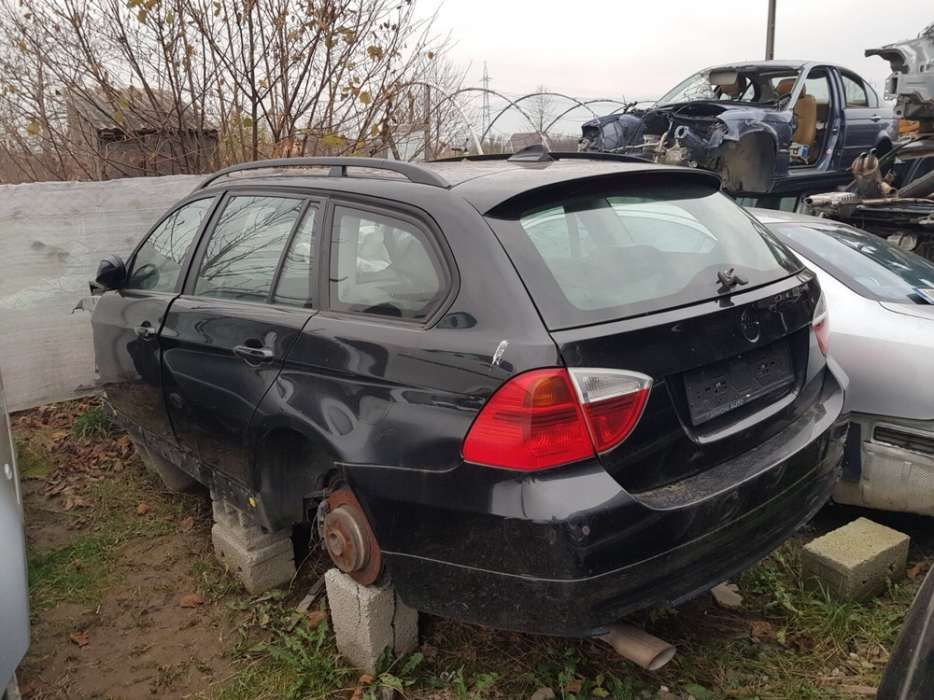 DEZ BMW E91 2.0d 2007