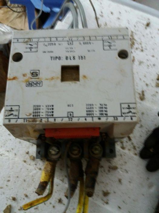 contactor trifazic