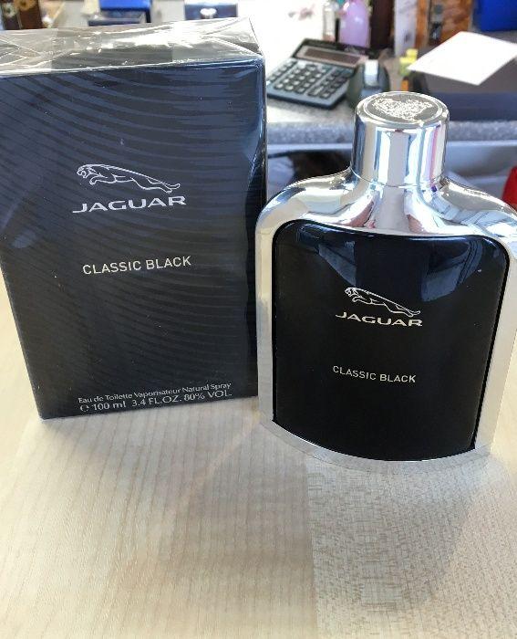 Jaguar black