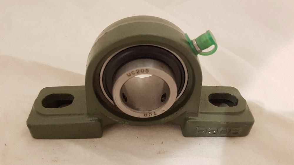 Lagar cu rulment Y si talpa P 205 - 25mm