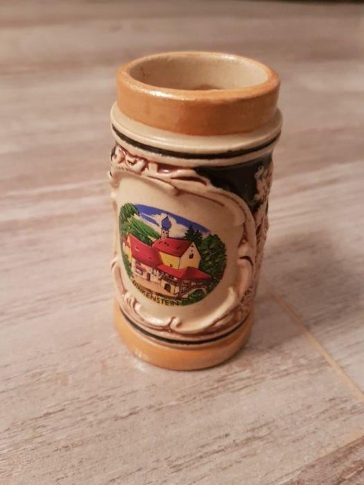 Halba mica ceramica marcata