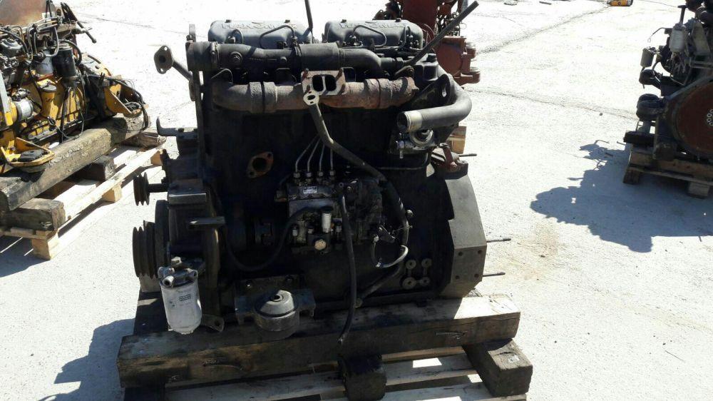 motor hanomag 50e