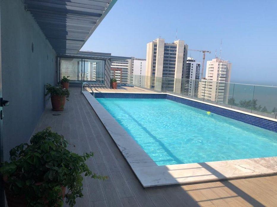 Arrenda-se Apartamento luxuoso no Edifício Jacarandá,