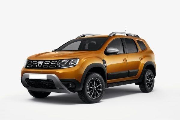 Set ornamente bandouri exterior Dacia Duster 2018