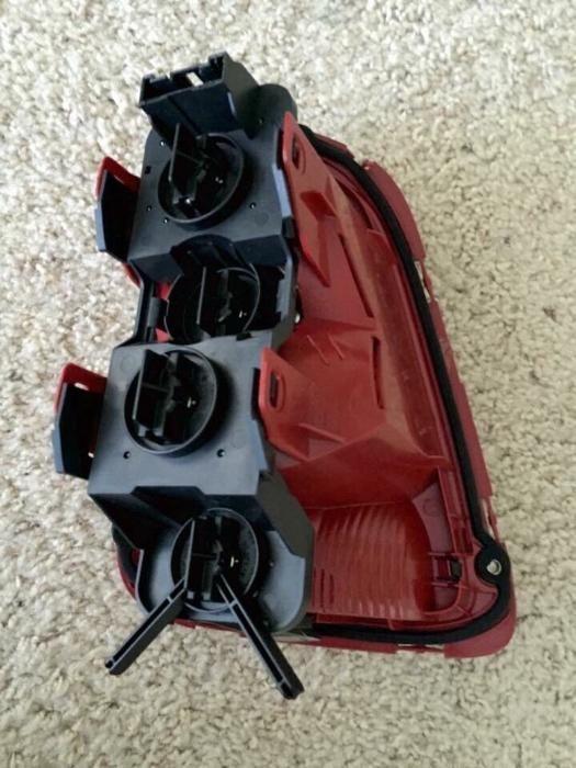 Фары задние на Mini Cooper R55 и R56 в Алматы (оригинал) с 2007