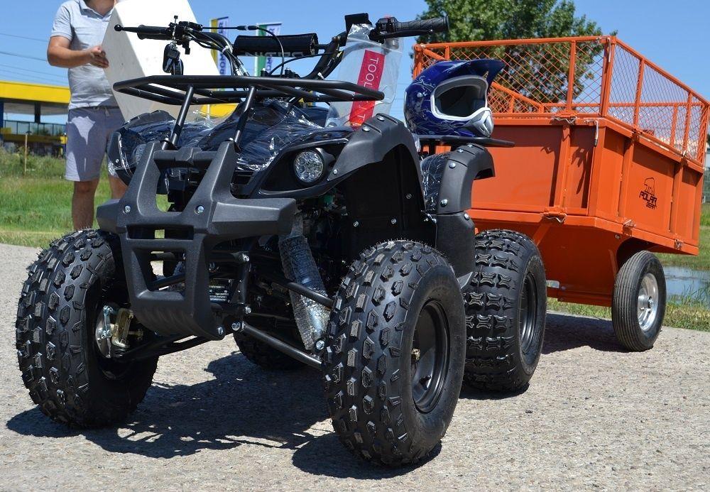 OFERTA SPECIALA:ATV Nitro Torino 125cc Import Germania, garantie