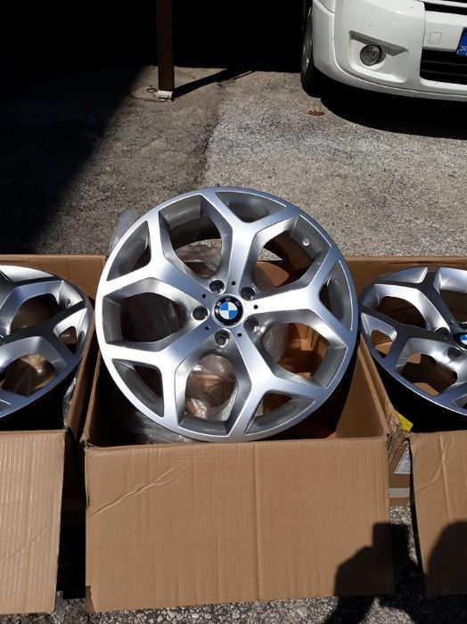 Джанти style 214 за БМВ Х5 Х6 20'' цола BMW X5 X6 e53 e70 e71 Нови гр. Елхово - image 5