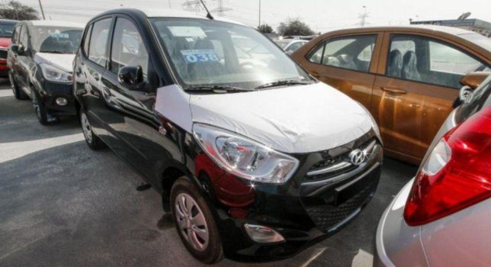 Hyundai i10 0km Ingombota - imagem 1