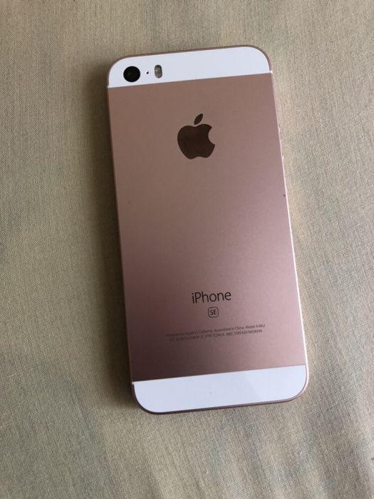 Iphone 5SE 16gb Rose Gold novo