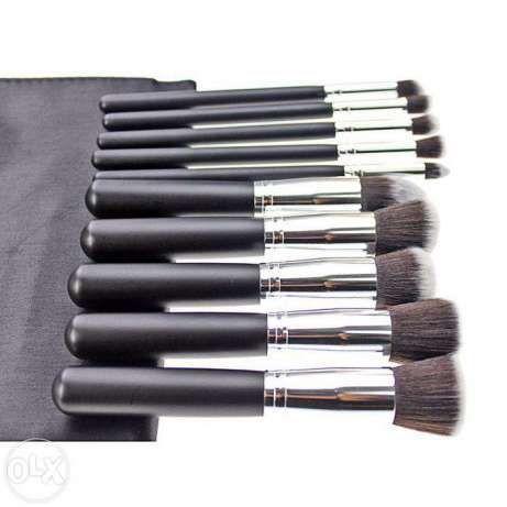 Set Pensule Make Up / Machiaj - 10 Pensule