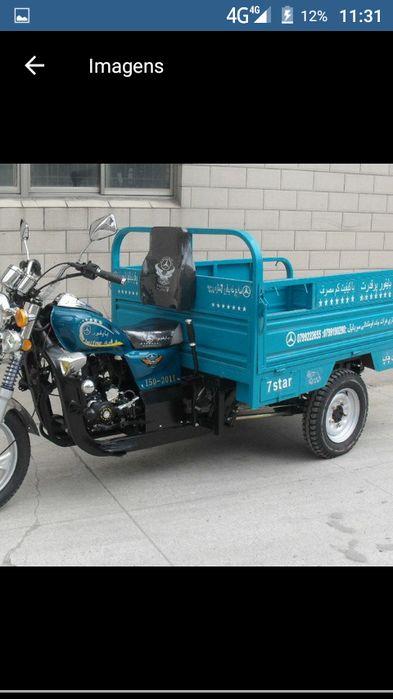 Moto kawasaki novo a venda