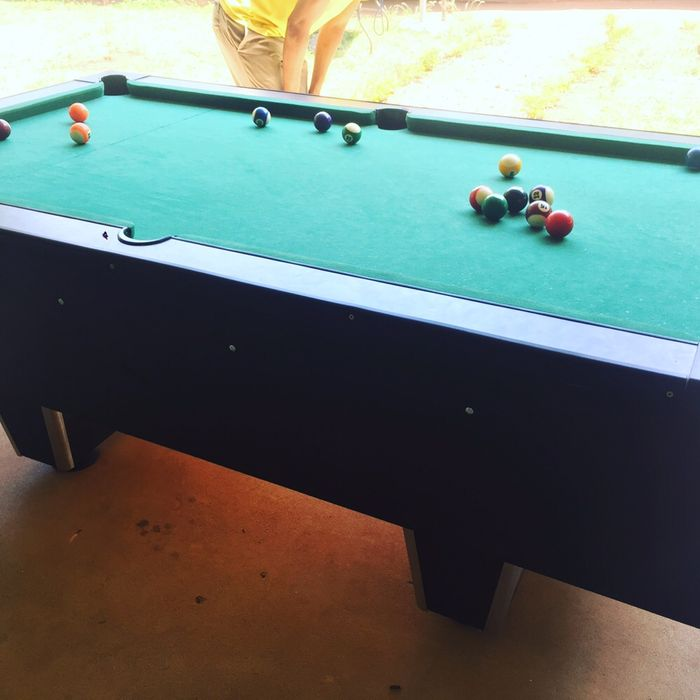 Vendo mesa de Biliards nova