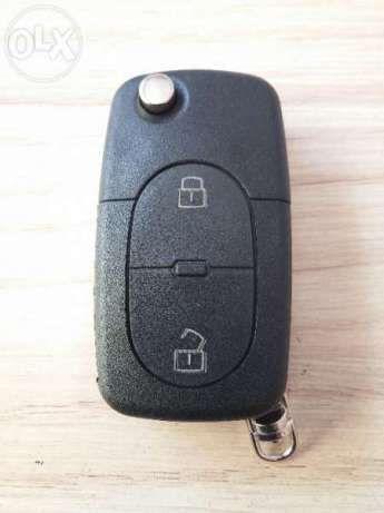 Кутийка ключ Vw/Фолксваген Голф,Поло, Ауди/Audi 2 бутона