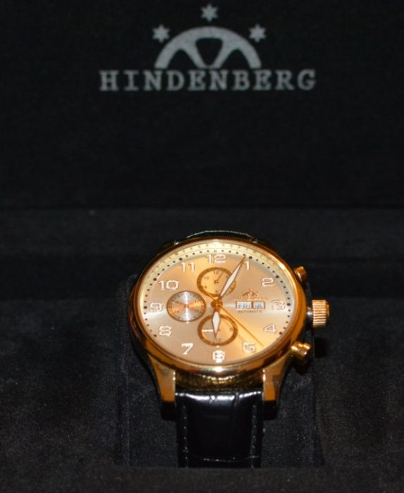 Ceas Hindenberg 210-H Excellence gold silver