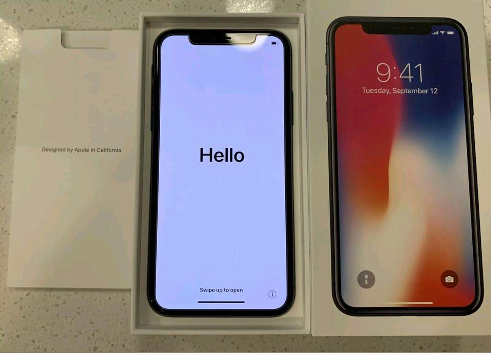 Iphone x 10 256gb 100% Original made In U.s.a