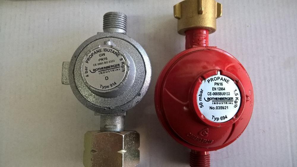 Регулатор за пропан Ротенбергер за газови уреди-печки,котлони,горелки гр. Пазарджик - image 5