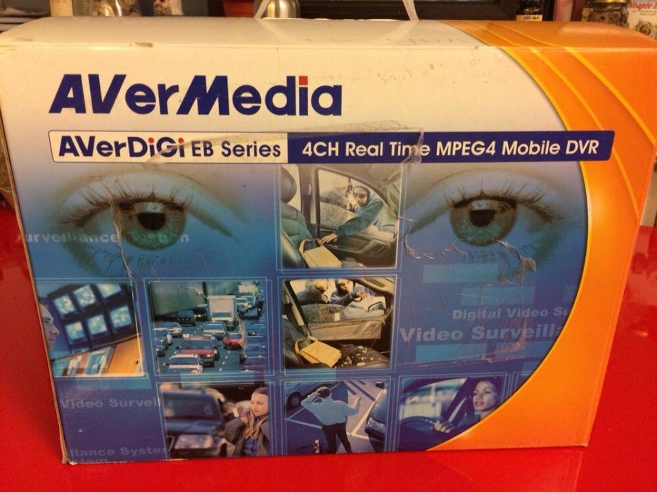 DVR Avermedia profesional auto, camping, mobil