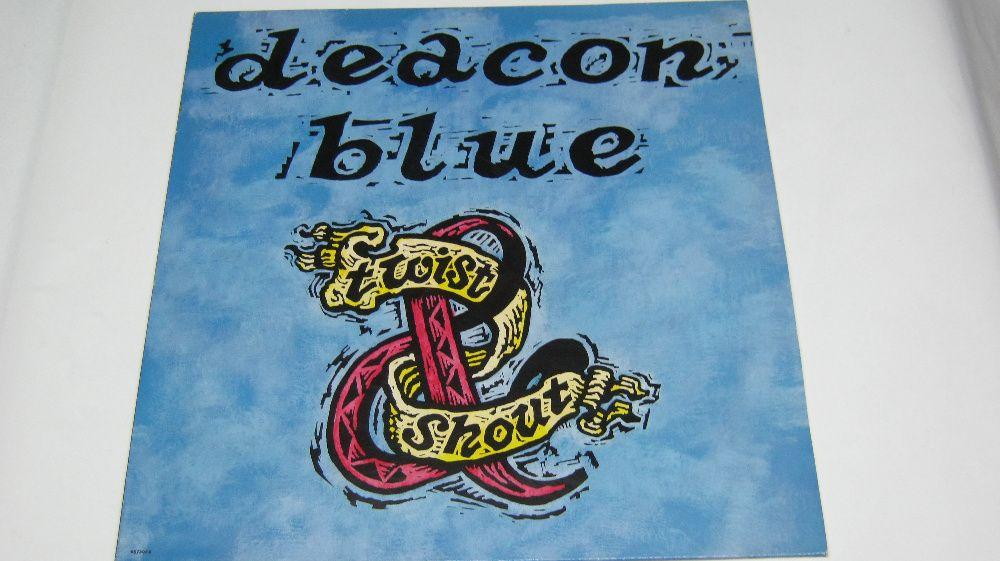 Disc vinil,Maxi,DEACON BLUE-Twist&Shout,1991.