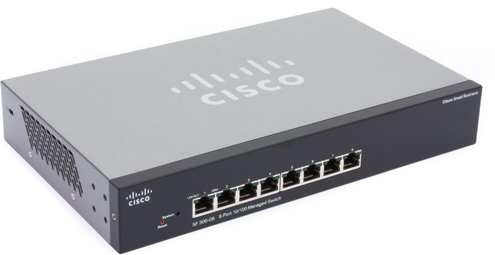Продам Cisco SF-300-08-E