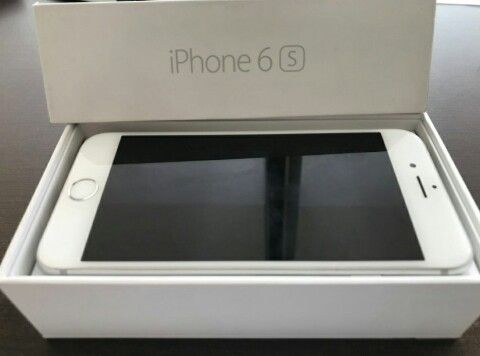 Iphone 6s 32gb nova a venda