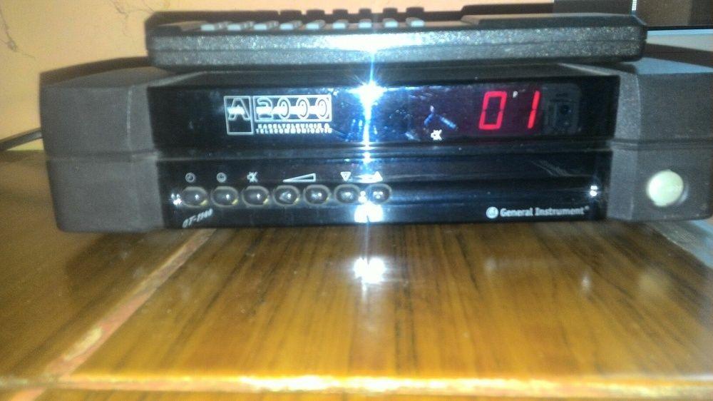 Convertor TV cablu si telecomunicatii General Instrument