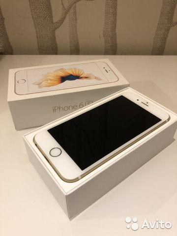 Айфон 6s в отличном состоянии