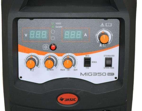 JASIC MIG 350(N293) - Aparat de sudura multiproces MIG-MAG / TIG / MMA Bucuresti - imagine 5