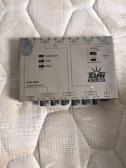 Crossover digital sun-2990