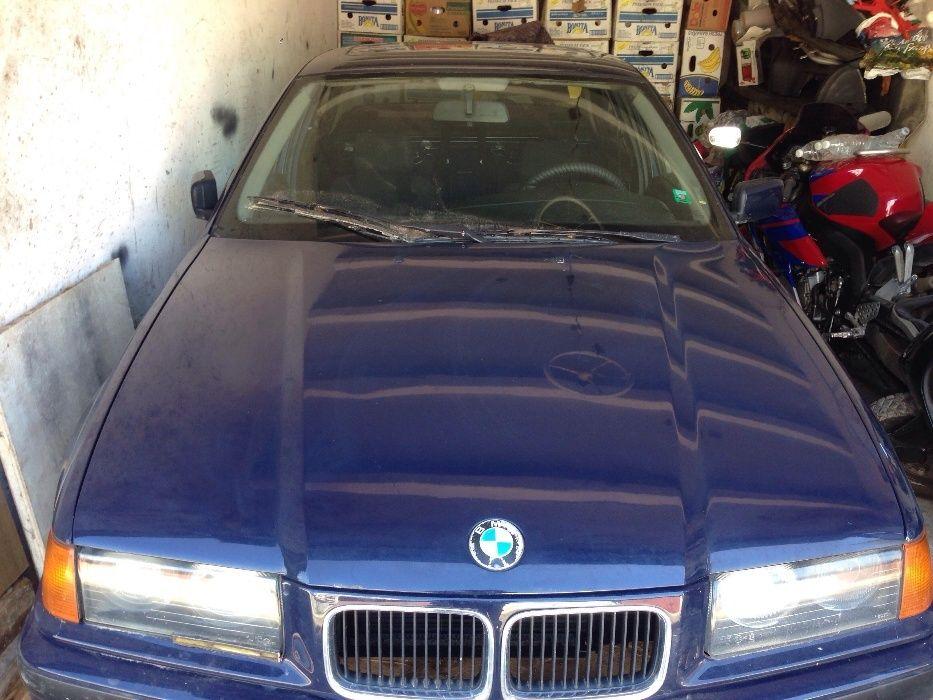 Части от BMW E36,318I, M40.91г.СЕДАН.
