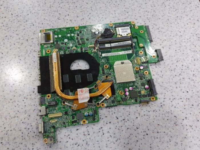 Placa de baza laptop Clevo Turbox D150DA D150DAQ Radeon HD6300 1Gb