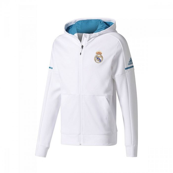 Camisola Real Madrid branca