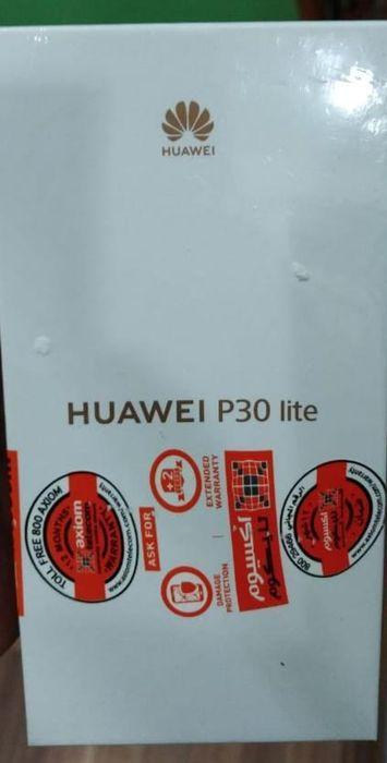 Huawei P30 lite selado na caixa