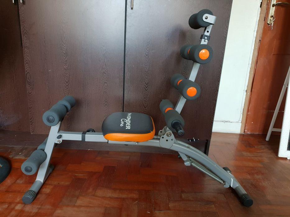 máquina de exercício Bairro do Xipamanine - imagem 5