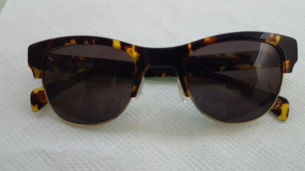 Ochelari de soare love moschino noi originali model ML581S 04