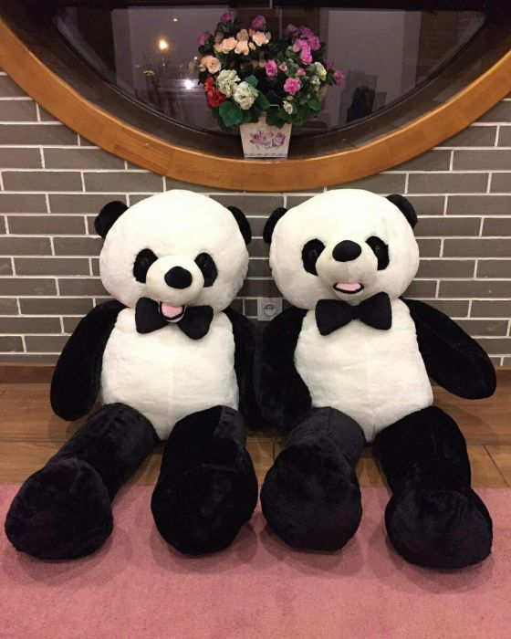Панда Плюшевые мишки Тедди Панды мишка