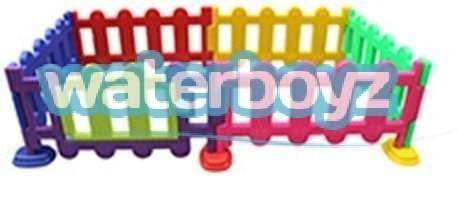 Gard plastic copii, gardut de plastic copii, gardut decorativ copii