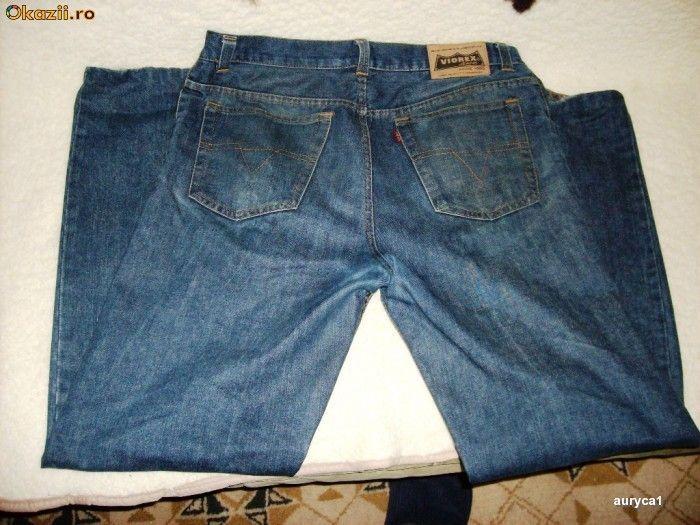 Blugi originali viorex mar. w36 / l34 / jeans w36 /l34