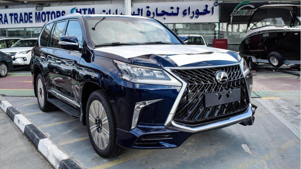 Lexus lx 570 Super Sport