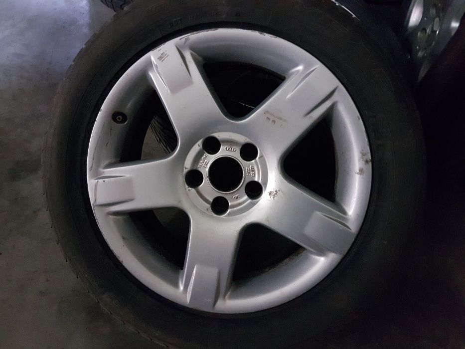 "Оригинална Джанта Audi A6 Allroad 17"" 7,5J 5х112мм ЕТ25 Ауди Алроад"