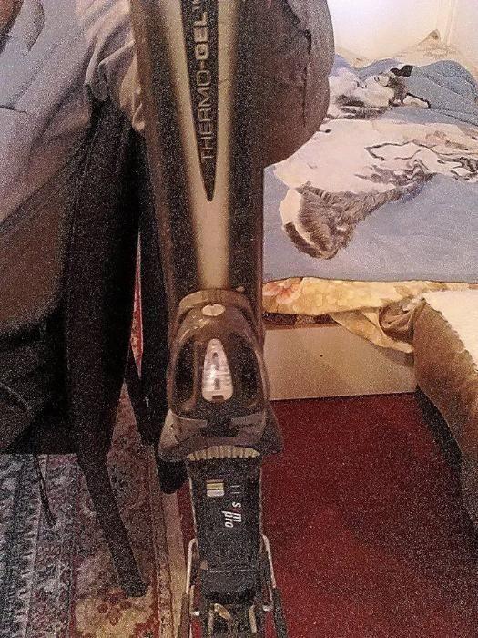 Schiuri Blizard de inalta calitate 160 cm