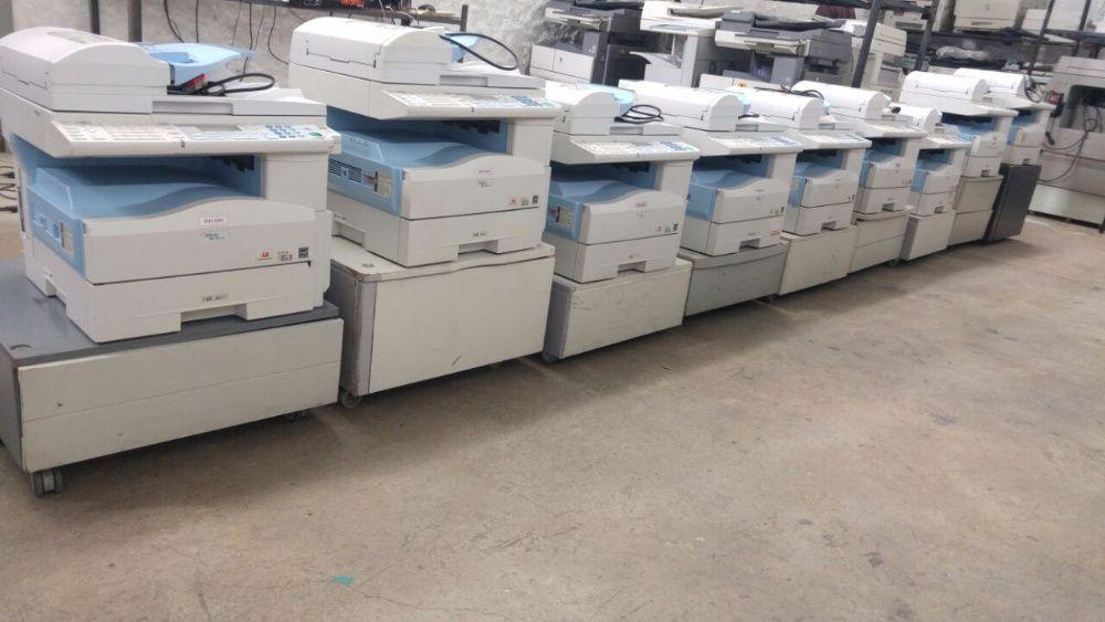 Fotocopiadora pronto pra o uso