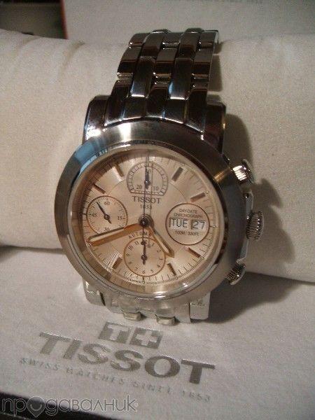 """Оригинален ръчен часовник """"TISSOT"""" T-lord"""