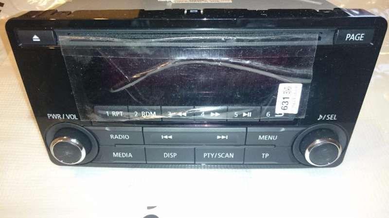 Original Mitsubishi Outlander 2017 CD MP3 player USB DoubleDin