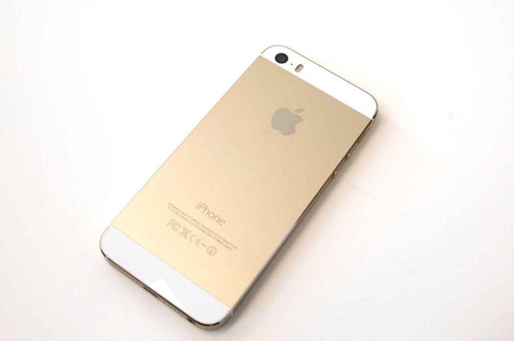 iPhone 5s 32GB/novo! Gold