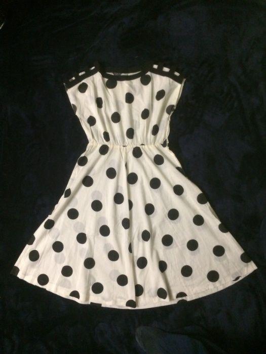 Ретро Платье 1970-80-е года. Производство Болгария