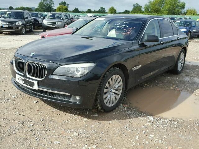 Dezmembrez BMW seria 7 F01 motor 3.0diesel an 2011.