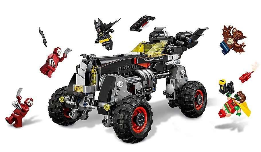 LEGO Batman Movie Batmobile 70905